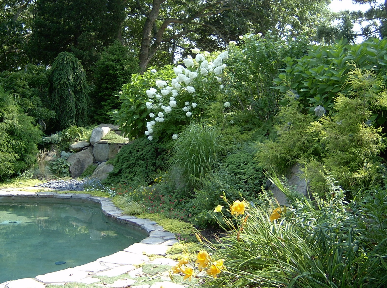 landscapers new bedford ma